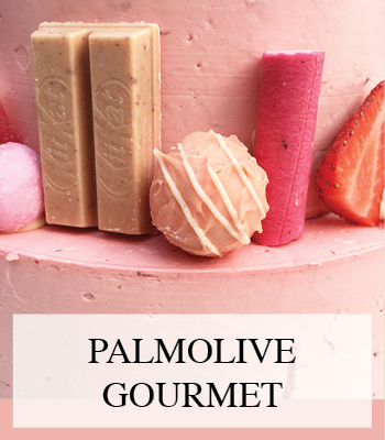 PALMOLIVE GOURMET BODY BUTTER WASH SHOWER COLLECTION