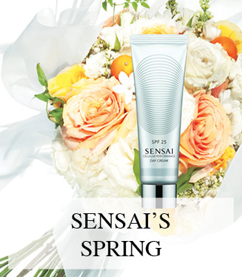 SENSAI NEW CELLULAR PERFORMANCE LUXURY SKIN CARE PRODUCTS SPRING 2016
