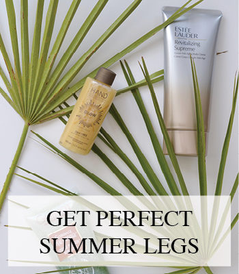 GET PERFECT SUMMER LEGS – FIRMING AND SLIMMING SKIN CARE PRODUCTS