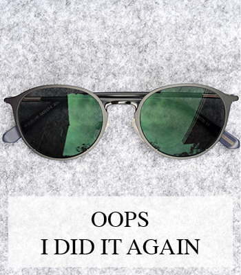 NEW ROUND SHAPED SUNGLASSES FROM GANT AT SPECSAVERS