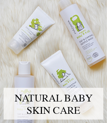 MADARA NATURAL AND ORGANIC SKIN CARE FOR BABY AND KIDS – NATUURLIJKE BABYVERZORGING