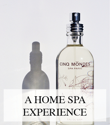 CINQ MONDES LUXURY SPA PRODUCTS FOR THE ULTIMATE HOME SPA EXPERIENCE – LUXE SPA PRODUCTEN VOOR DE ULTIEME SPA BELEVING