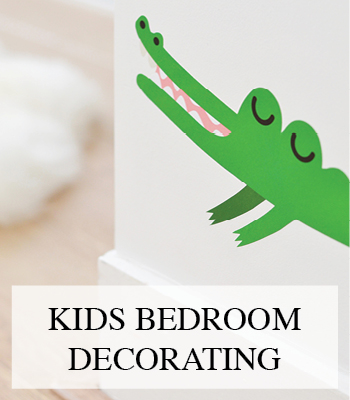 KIDS BEDROOM DECORATING IDEAS WITH MAKII DESIGN WALL STICKERS – MAKII DESIGN MUURSTICKERS EN STYLING TIPS VOOR BABYKAMER EN KINDERKAMER
