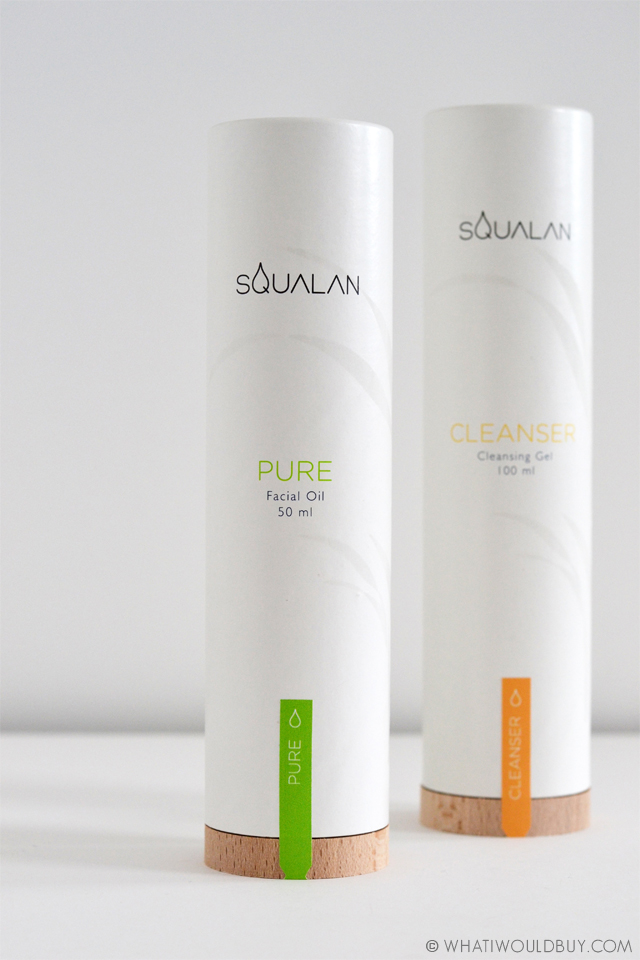 SQUALAN CLEANSER