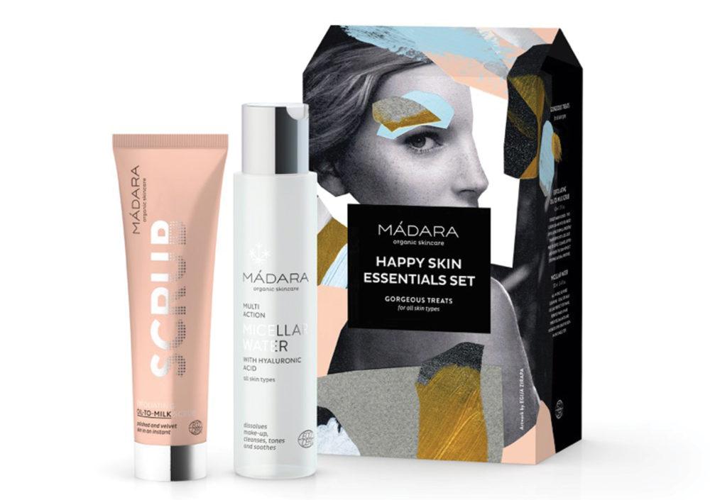 MÁDARA Happy Skin Essentials Gift Set