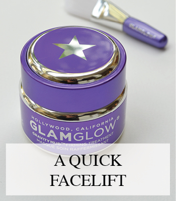 GLAMGLOW GRAVITY MUD PEEL OFF MASK FACE LIFTING TREATMENT