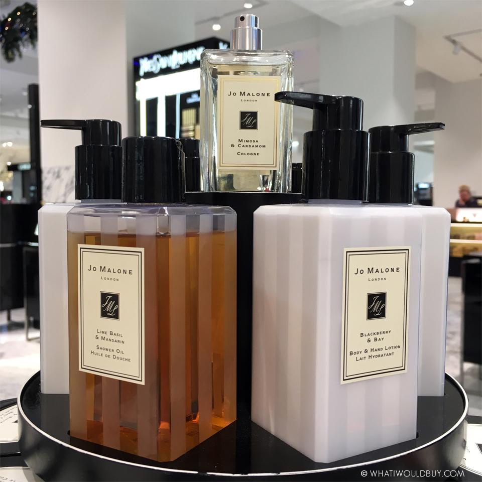Jo Malone Fragrance Combining Bijenkorf Amsterdam