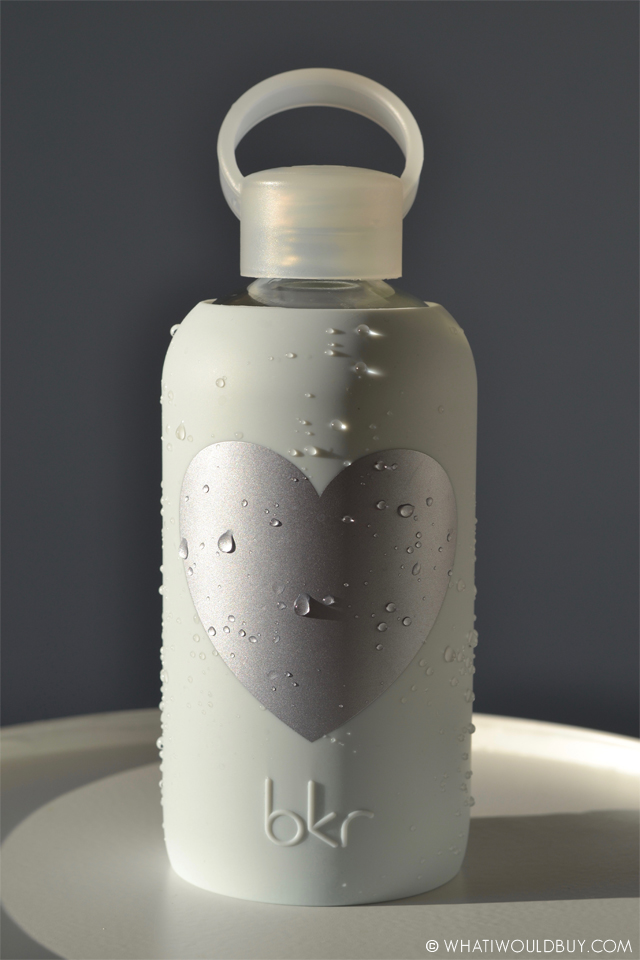 BKR glass water bottle beauty musthave - photography by whatiwouldbuy.com