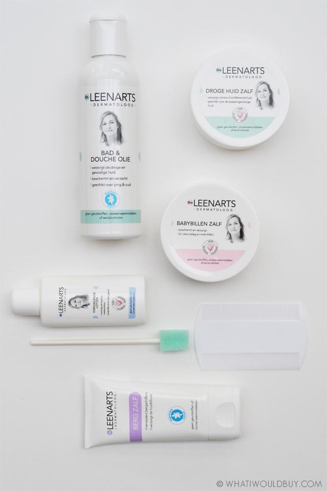 Dr. Leenarts Dermatologische Baby en Kinder Huidverzorgingsproducten