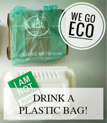 BIODEGRADABLE BAGS FROM CASSAVA ROOT AND SUSTAINABLE DISPOSABLES MADE FROM PLANTS FOR A GREENER WORLD AVANI BALI INDONESIA BIO PLASTIC AFBREEKBARE TASSEN