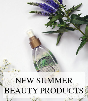 NEW SKIN AND HAIR CARE PRODUCTS FOR SUMMER 2017 – ZOMER VERZORGINGSPRODUCTEN