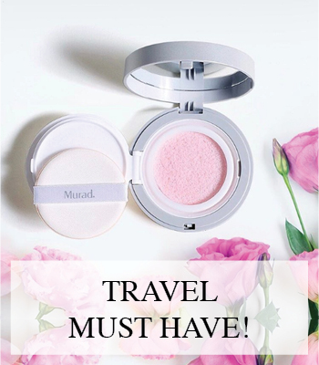 BEAUTY TRAVEL ESSENTIAL FOR SUMMER 2017 MURAD LIQUID BLOTTING PERFECTOR FOR A PERFECT FRESH SKIN