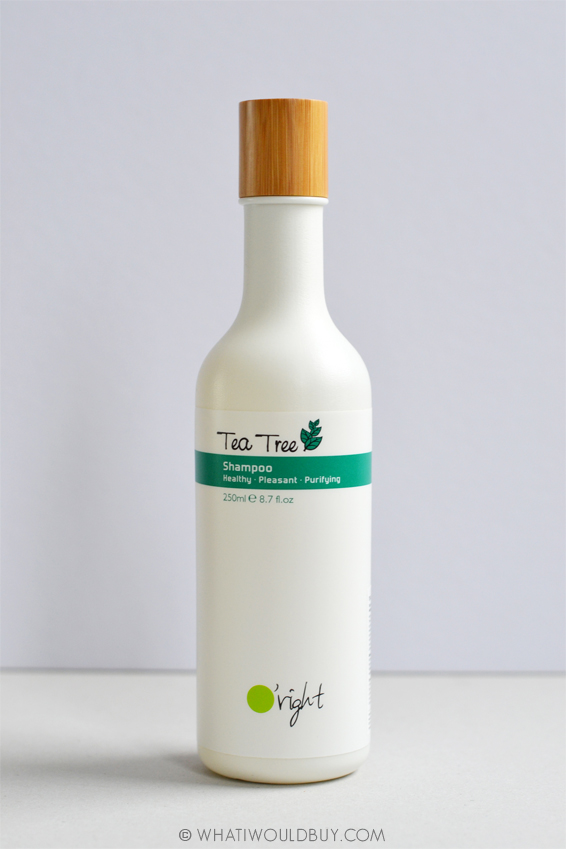 O'Right Tea Tree Shampoo