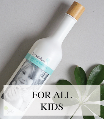 MILDE EN NATUURLIJKE KINDER SHAMPOO VAN O'RIGHT – NATURAL ORGANIC BABY AND KIDS SHAMPOO