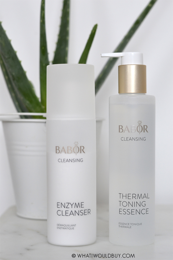 BABOR luxury cleansing products - by whatiwouldbuy.com