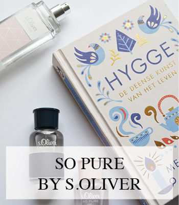 S OLIVER PARFUM SO PURE EAU DE TOILETTE DAMESGEUR EN HERENGEUR