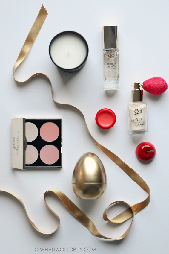 Christmas beauty gifts 2017 by whatiwouldbuy.com