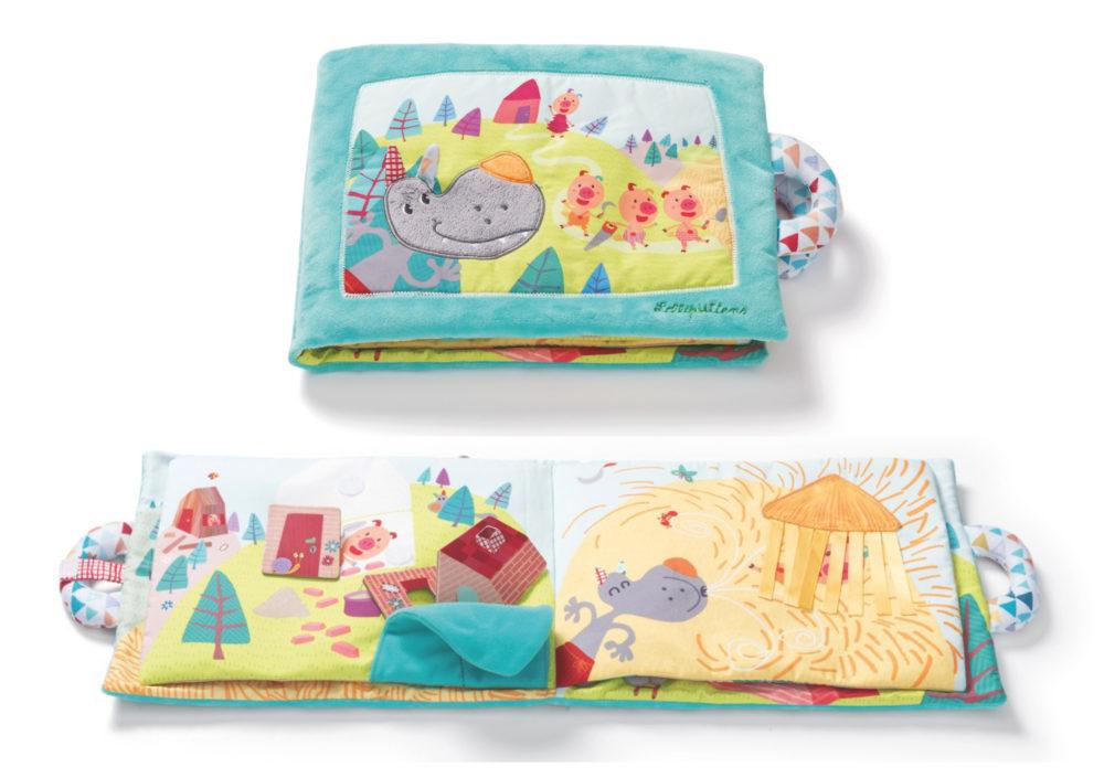 Lilliputiens Baby Voelboekje - The Christmas Gift List by whatiwouldbuy.com