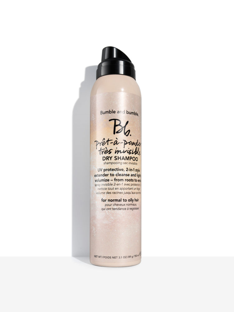 Bumble and Bumble Prêt-a-Powder Dry Shampoo whithout white residue