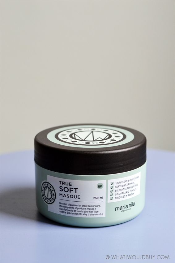 MARIA NILA True Soft Hair Mask