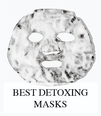 BEST DETOXING AND PURIFYING FACE MASKS AND BUBBLE SHEET MASKS – DE BESTE KLEI EN FOLIE GEZICHTSMASKERS VAN DIT MOMENT