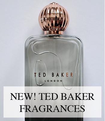 TED BAKER PARFUMS VOOR MANNEN EN VROUWEN – FRAGRANCES FOR MEN AND WOMEN