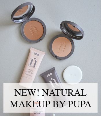PUPA MILANO NATURAL SIDE MAKE UP EN NAGELVERZORGING MET NATUURLIJKE INGREDIENTEN