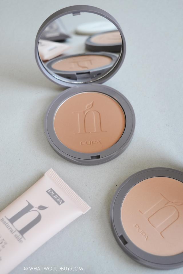 PUPA MILANO Natural Side MakeUp