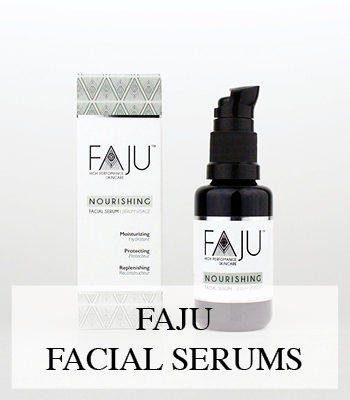 FAJU NATURAL SKINCARE FACIAL SERUMS FAJU GEZICHTSSERUM