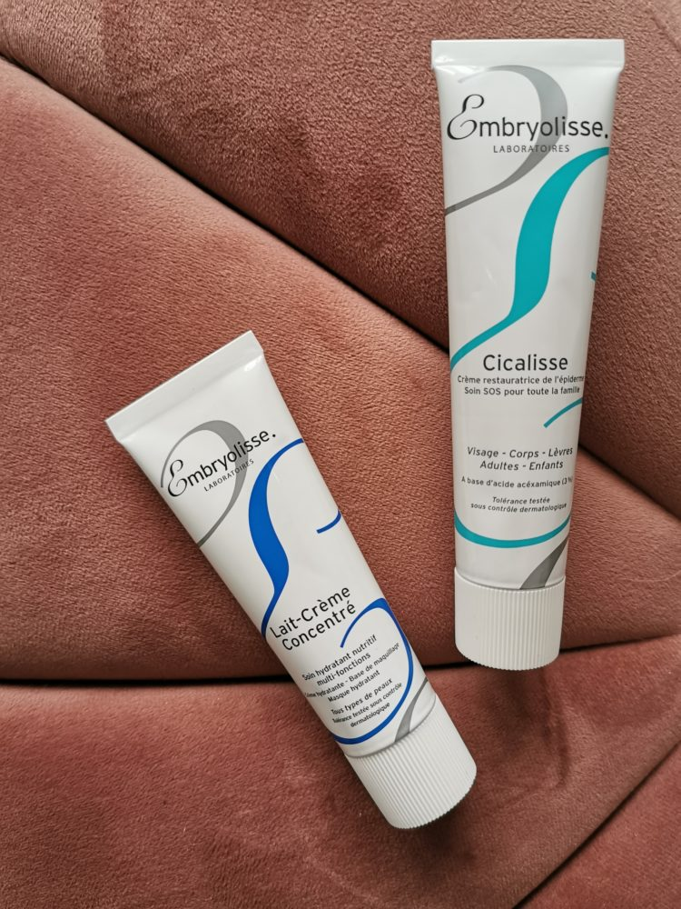 Embryolisse Lait-Crème Concentré & Cicalisse - photography by whatiwouldbuy.com