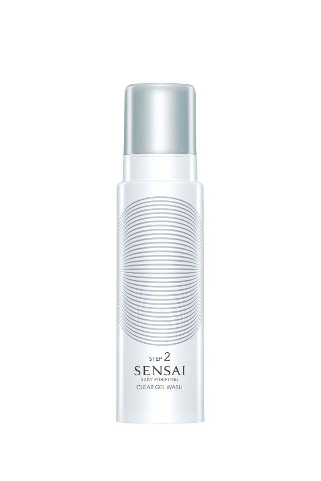 SENSAI SILKY PURIFYING CLEAR GEL WASH